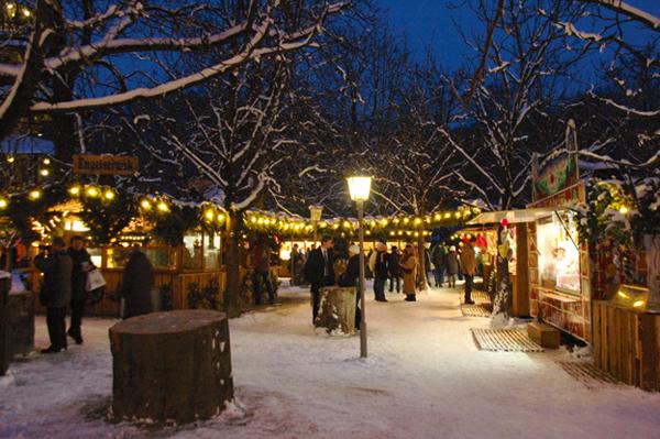 Weihnachtsmarkt Am Chinesischen Turm.Bildergalerie Urlaub Und Reise News Aktuelle Informationen Für