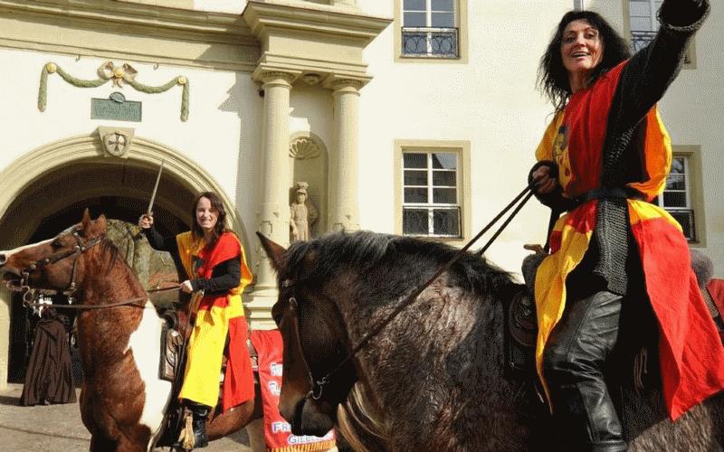 Viele Veranstaltungen locken die Gäste nach Bad Mergentheim