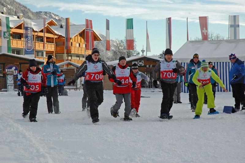 Special Olympics - Ramsau am Dachstein beherbergt mehr als 1.000 Athleten und Betreuer