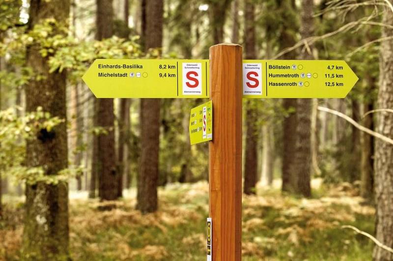 Unterwegs im Odenwald und Spessart