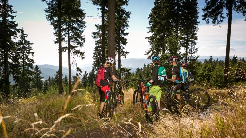 Begehrter Tourismuspreis für pure Mountainbike-Emotion auf dem Stoneman Miriquidi im Erzgebirge