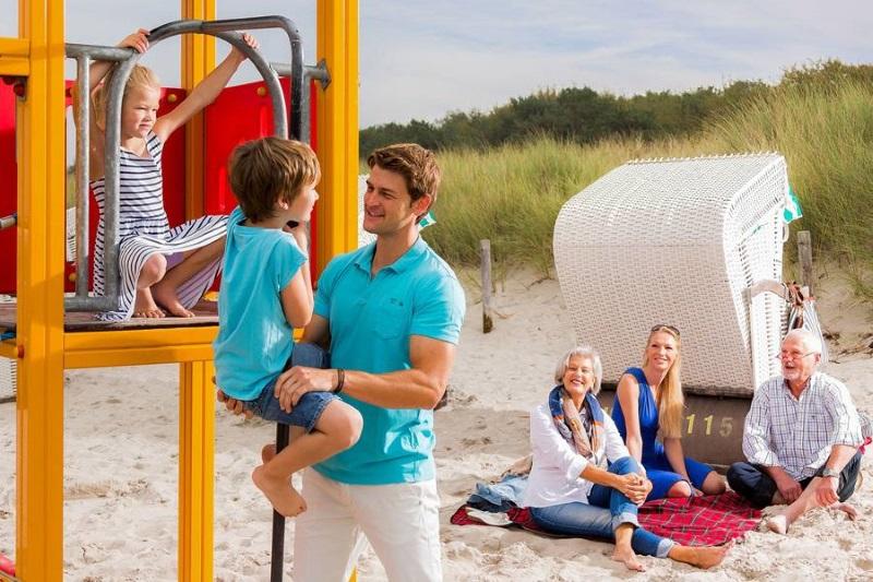 Familienspaß im Ferienparadies