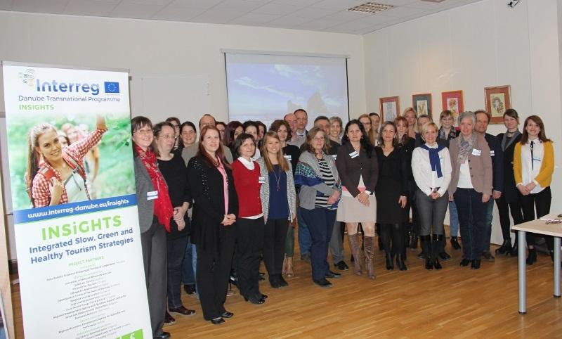 Strategien für Natur- und Gesundheitstourismus im Donauraum