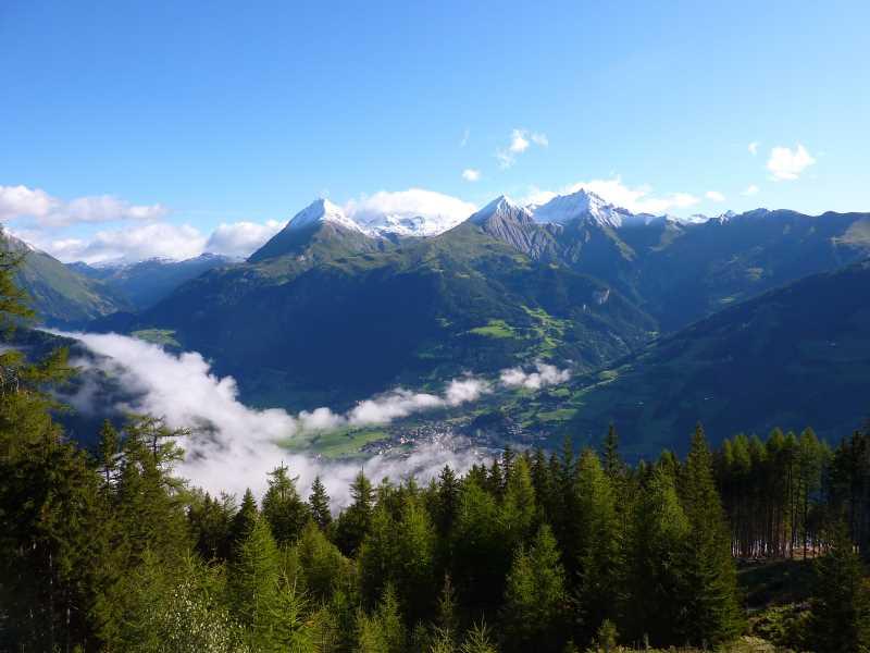 50 Jahre Felbertauernstraße - Vom historischen Saumpfad zum modernen Alpen-Highway