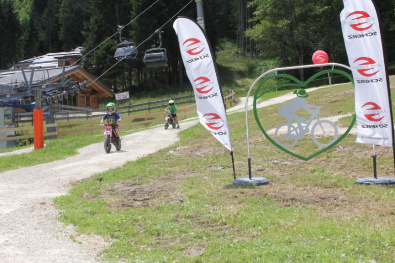Österreichs erster E-Enduro Bikepark eröffnet