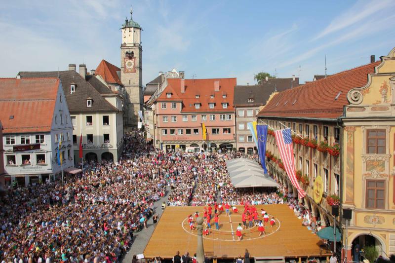 Heimatfeste mit Tradition