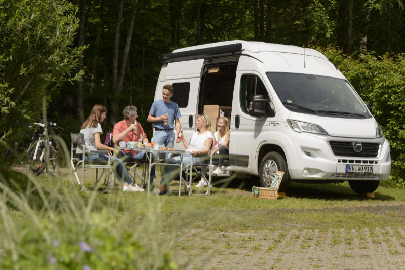 Neuauflage der OTG-Themenbroschüre Reisemobil- & Campingregion OberschwabenAllgäu