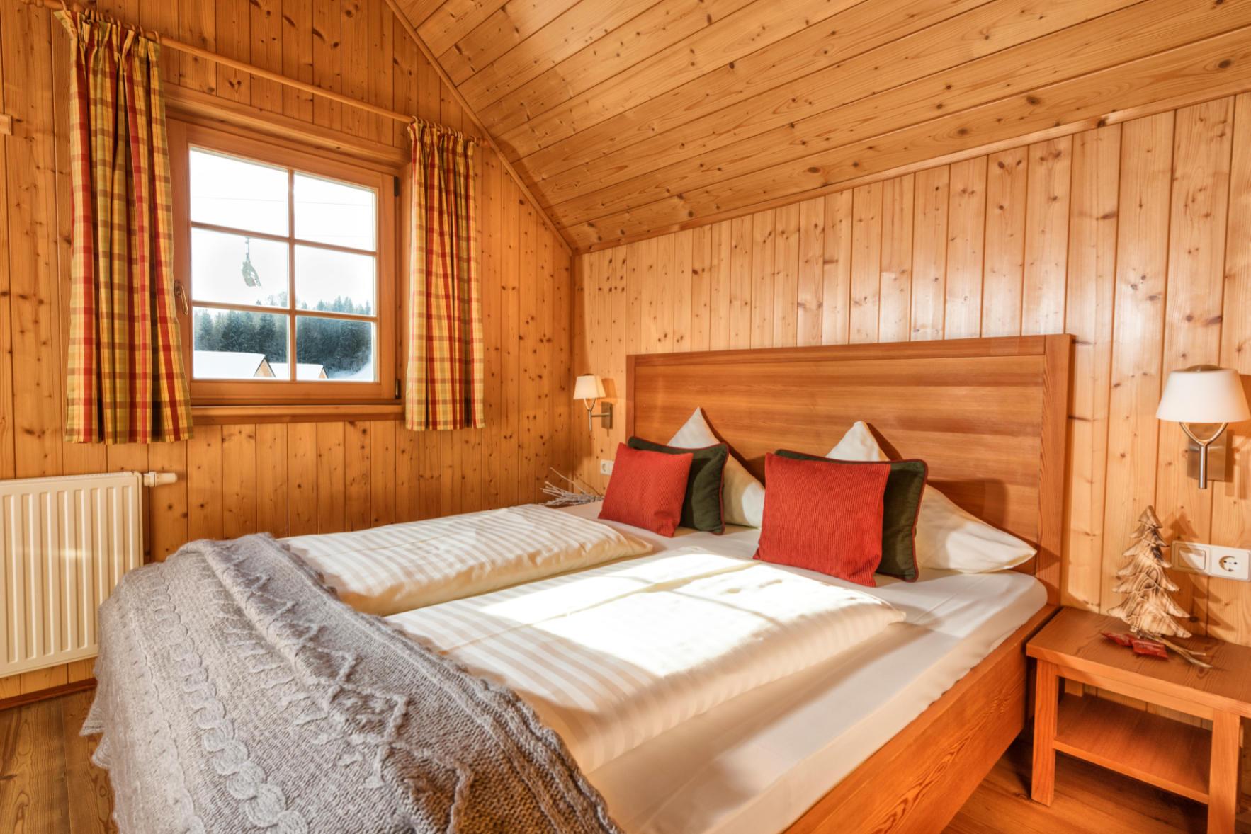 Winterzeit ist Sport- & Kuschelzeit in der Hagan Lodge Altaussee