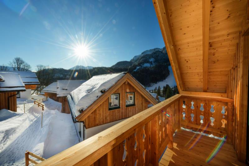 Erweiterter Hüttenkomfort in der Hagan Lodge Altaussee