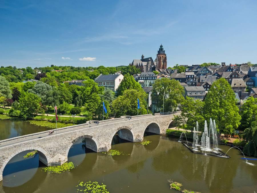 Neuer Blickwinkel, neue Entdeckungen in Wetzlar