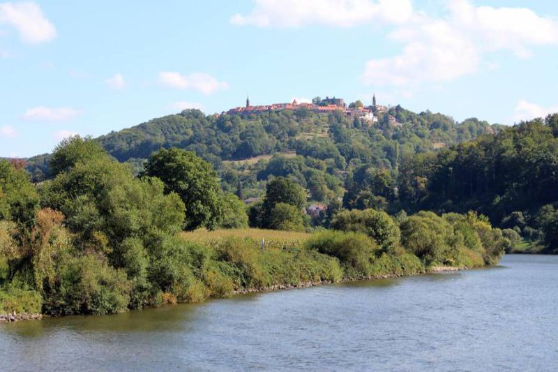 Naturgenuss und Burgromantik