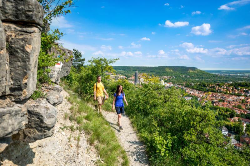 Eröffnung der Wandersaison 2018 auf dem Qualitätswanderweg SaaleHorizontale