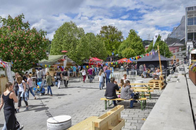 KUlinaria - Street Food Markt und Genussfestival von 10. bis 13. Mai 2018 in Kufstein