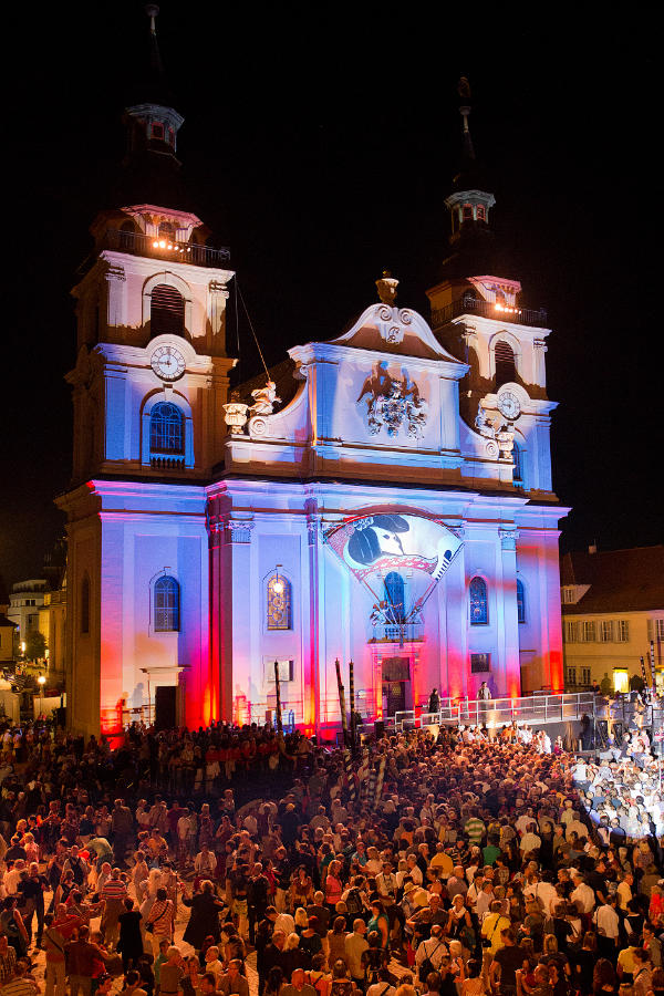 Kostümfestival der Extraklasse - die Venezianische Messe Ludwigsburg