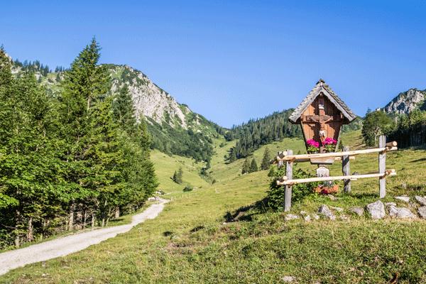 Aktiv-Pauschalen im Bergsteigerdorf Schleching