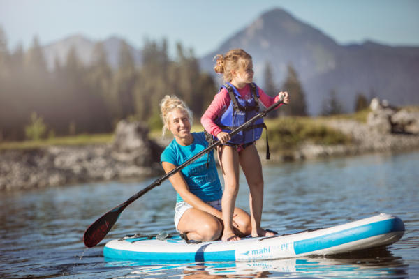 Wilde Wasser und echte Naturerlebnisse im Salzburger Saalachtal