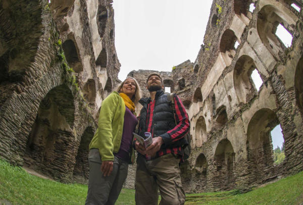 Traumschleife Masdascher Burgherrenweg ist Deutschlands schönster Wanderweg 2018