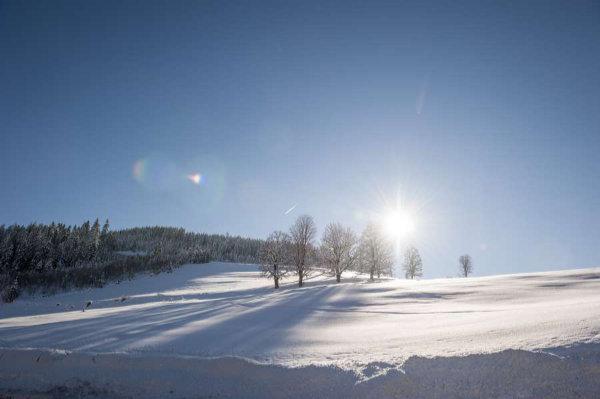 Winterwandern in Österreich - bei Tag und bei Nacht