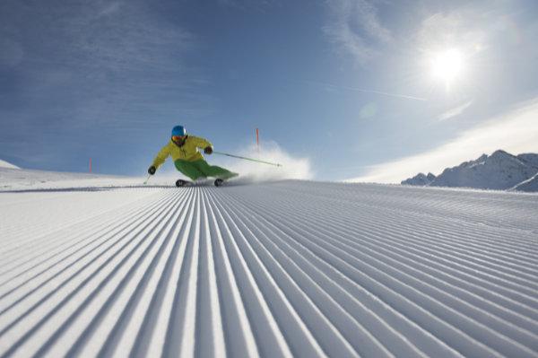 Den Winter feiern in Österreich