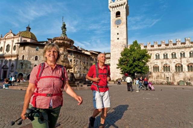 Von München zum Gardasee und bis nach Venedig