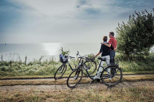 Auf zwei Rädern durch das OstseeFerienLand