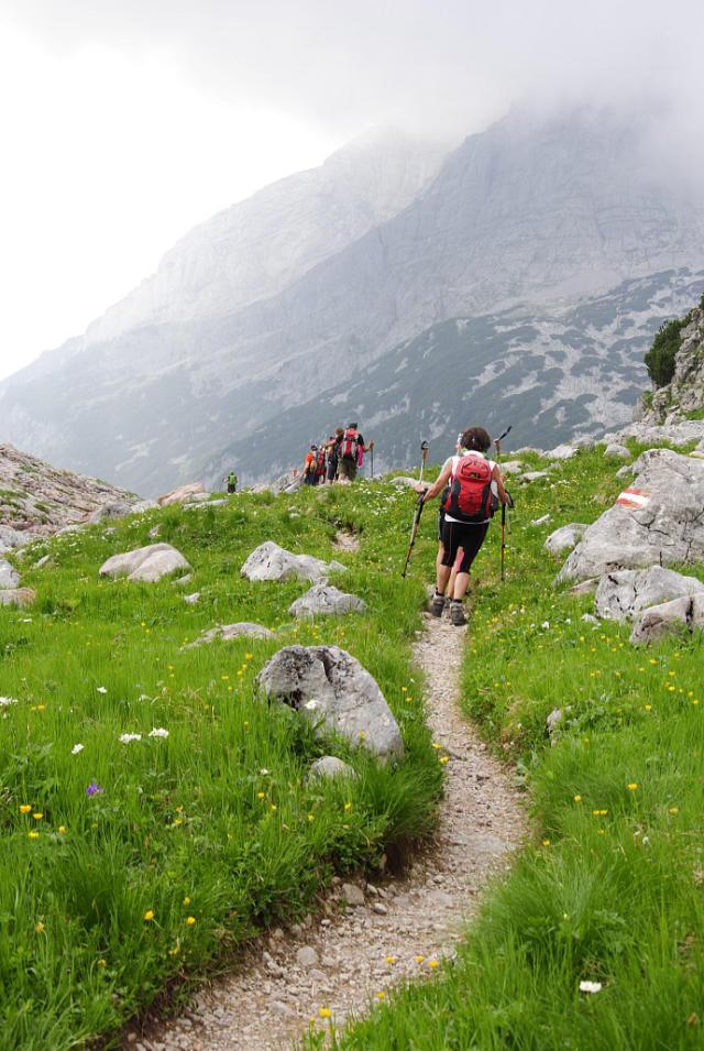 Stoabergmarsch - 24 Stunden Wandererlebnis zwischen Tirol und Salzburg