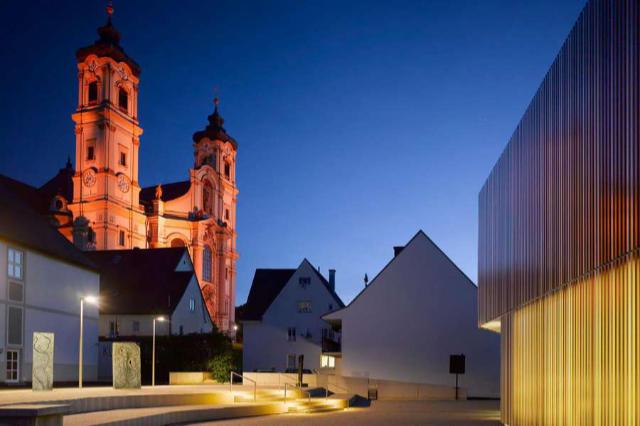 Barock und Moderne in Ottobeuren