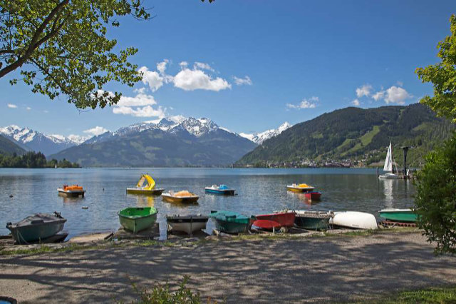 Radtouren zu klaren Seen und wilden Wassern