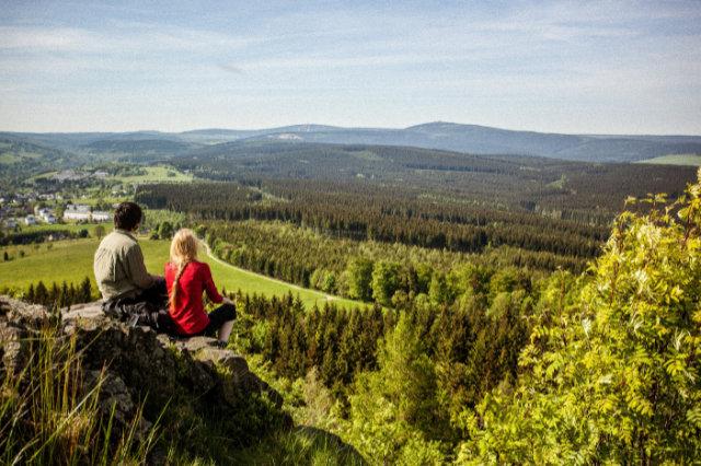 Frühjahrs-Wanderwoche 2019 im Erzgebirge
