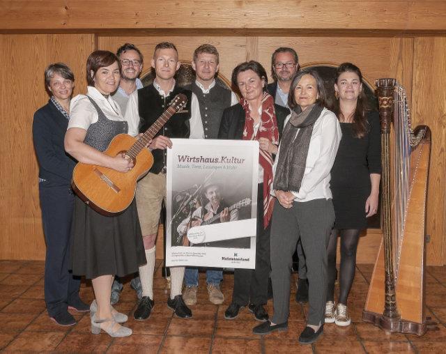 Die Gemeinde Ebbs im Kufsteinerland geht mit der Wirtshaus.Kultur neue Wege