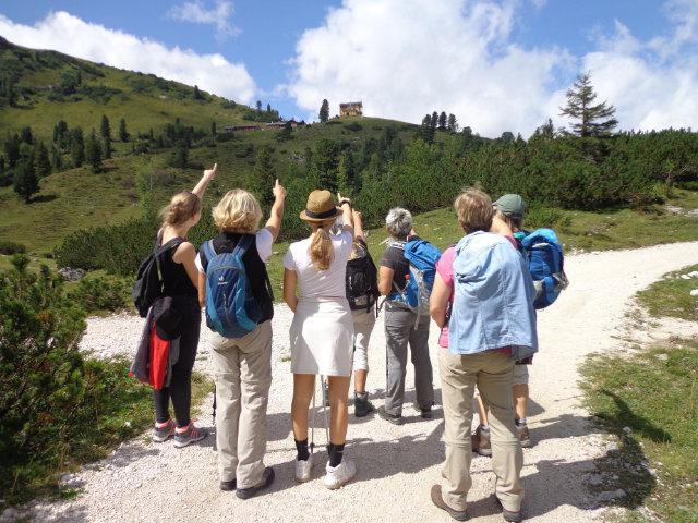 Mit Frauenpower durch Garmisch-Partenkirchen