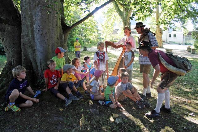Donausteig-Sagenwanderung 2019