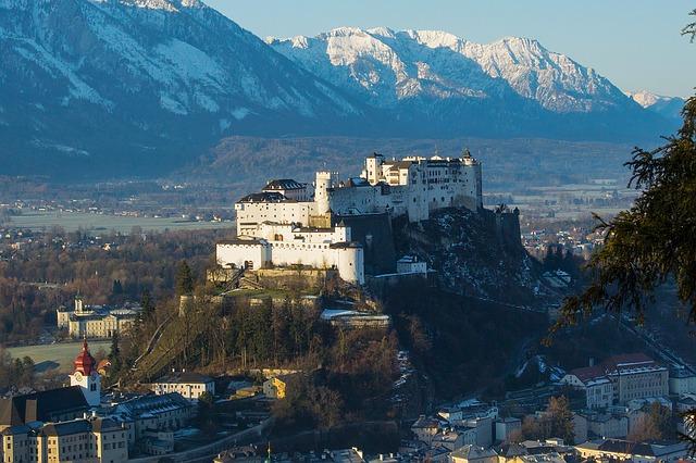 Salzburg – Kunst, Kultur und Kirchen