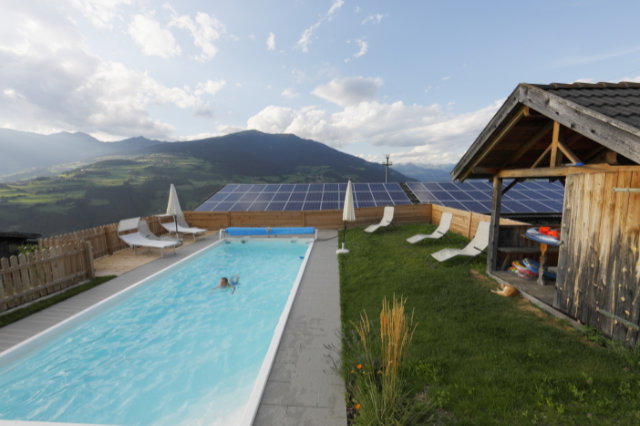 Endlich hitzefrei! Sommerferien auf dem Bergbauernhof in Südtirol