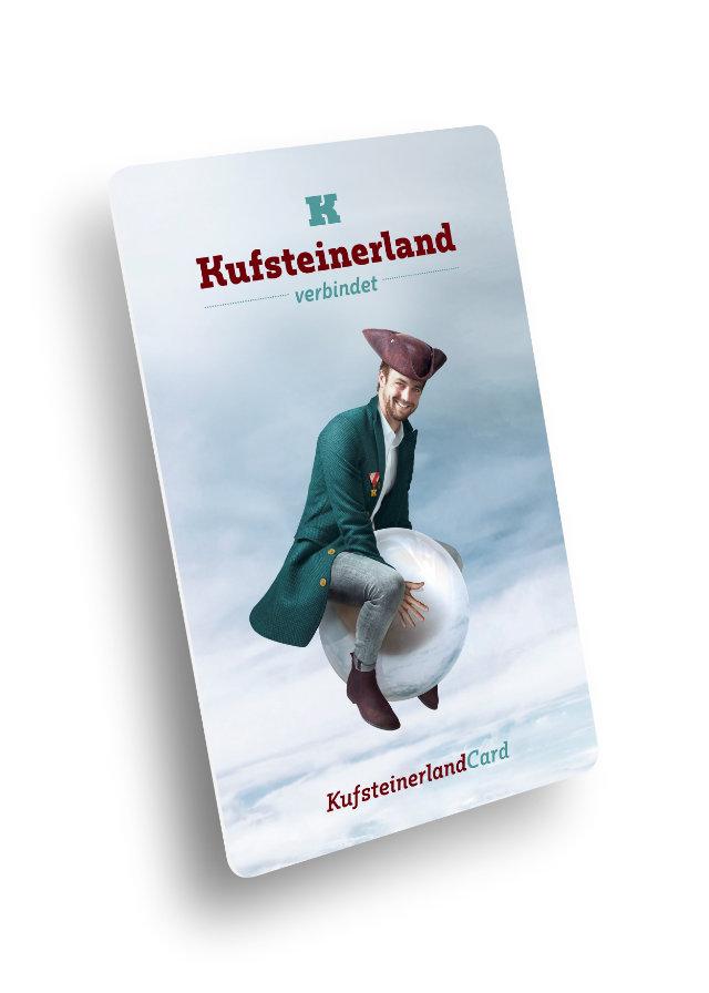 Die KufsteinerlandCard ist da