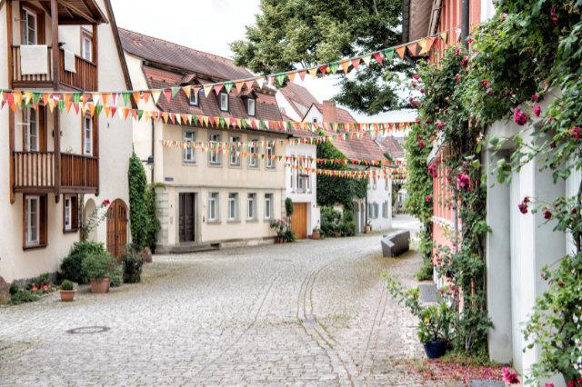 Die öffentlichen Gästeführungen der Tourist-Information Schweinfurt 360° im August 2019