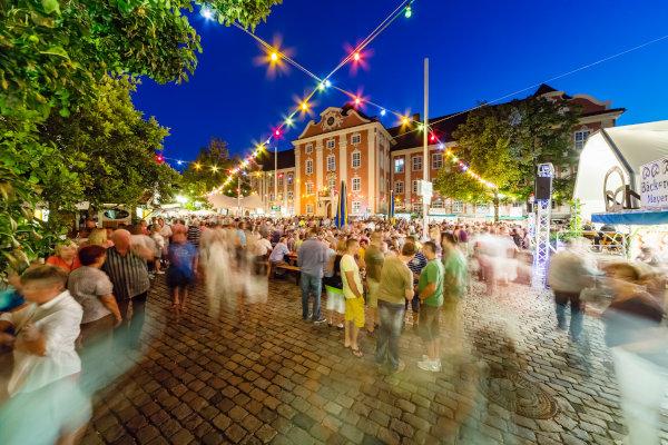 45. Bodensee-Weinfest in Meersburg vom 06. - 08. September 2019