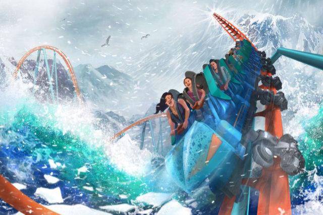 Neue Achterbahnen in SeaWorld und Busch Gardens in Florida