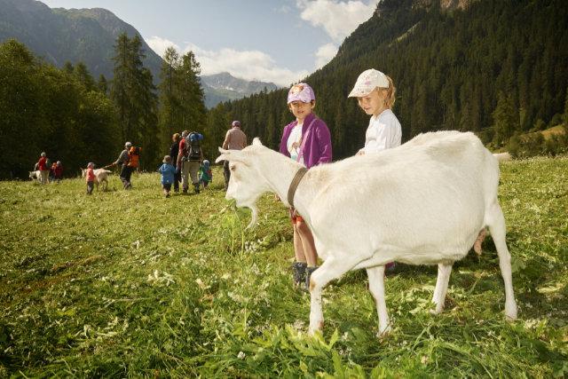 Sport, Spaß und ein bisschen Heidi in Graubünden