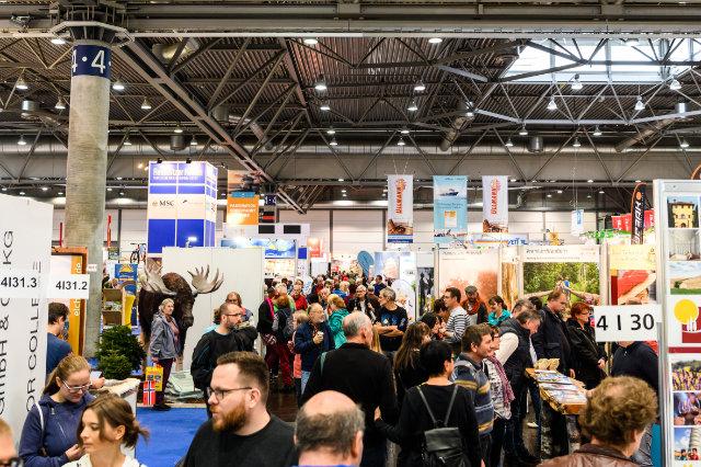 Erfolgreiche Jubiläumsausgabe der Touristik & Caravaning in Leipzig