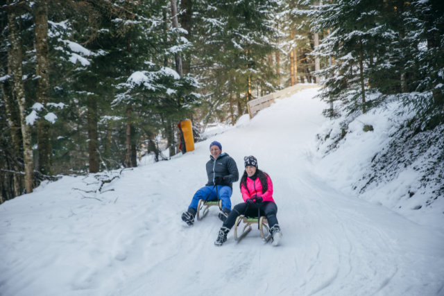 Nachhaltiger, naturnaher Wintergenuss im Kufsteinerland