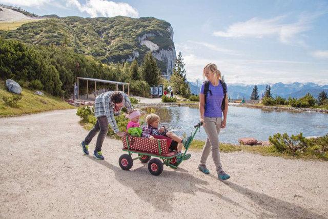Bühne frei für Bergerlebnisträume in den Kitzbüheler Alpen