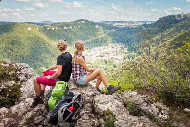 Aussichtsreiche Schwäbische Alb - Urlaub für alle Sinne
