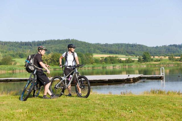 Kurzurlaub mit Rad und viel Genuss in Baden-Württemberg