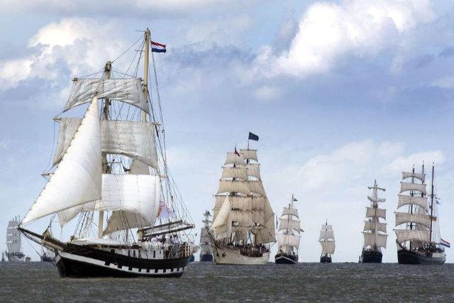Bremerhaven setzt auch 2020 wieder die Segel