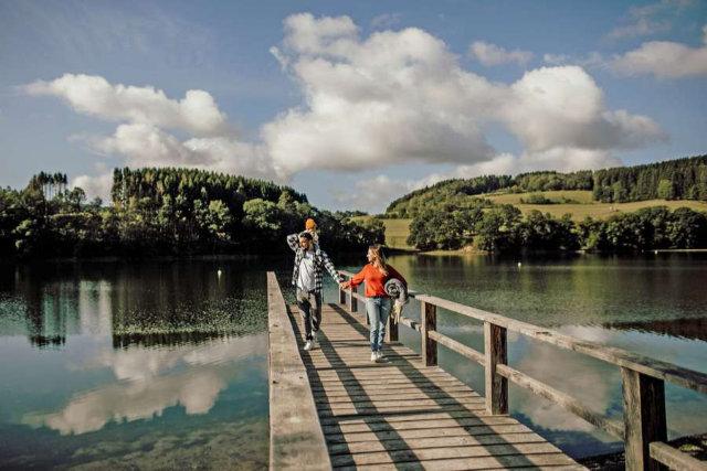 Wandern am Wasser und mehr im Sauerland