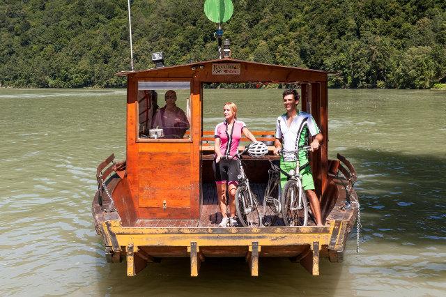 Donau-Radsaison 2020 nimmt Fahrt auf
