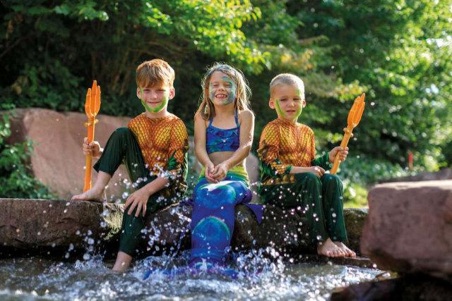 Königreich der Meerjungfrauen im Playmobil-FunPark