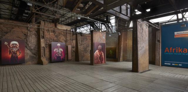Neue Ausstellung Afrika - Im Blick der Fotografen in der Völklinger Hütte vom 15. Mai bis 1. November 2020