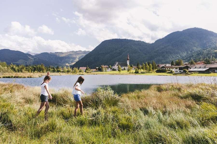 Dem Steinbergkönig in Tirol auf der Spur